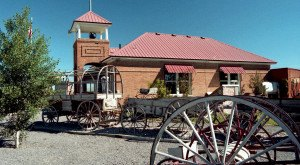 This Unique Restaurant In Montana Will Give You An Unforgettable Dining Experience