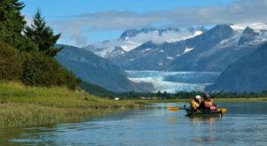 These 13 Unique Kayaking And Canoeing Destinations In Alaska Are Perfect For A Day Trip