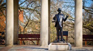 11 Fascinating Things You Probably Didn't Know About The George Eastman Museum In New York