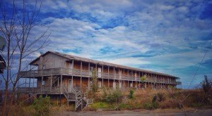 Nature Is Reclaiming This Deserted Alabama Resort And It's Actually Amazing
