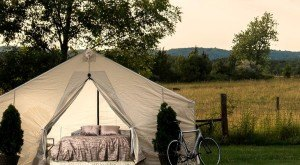 These 9 Luxury 'Glampgrounds' In New York Will Give You An Unforgettable Experience