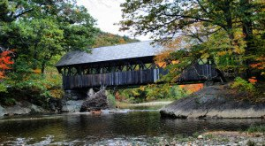 These 10 Beautiful Covered Bridges In Maine Will Remind You Of A Simpler Time