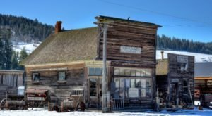 This Abandoned Ghost Town In Washington Will Take You Back In Time