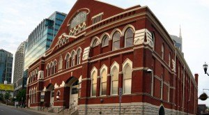 9 Fascinating Things You Probably Didn't Know About the Ryman Auditorium In Tennessee
