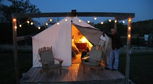 This Glampground In Nebraska Will Give You An Unforgettable Experience
