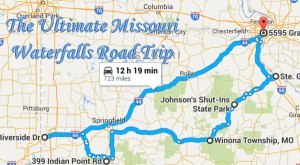 The Ultimate Missouri Waterfall Road Trip Will Take You To 7 Scenic Spots In The State