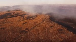 What This Drone Footage Caught In Kansas Will Drop Your Jaw