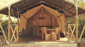 This Luxury 'Glampground' In Tennessee Will Give You An Unforgettable Experience