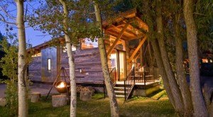 These 5 Luxury Glampgrounds In Wyoming Will Give You An Unforgettable Experience