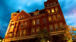 These 6 Haunted Hotels In West Virginia Will Make For A Spirited Stay