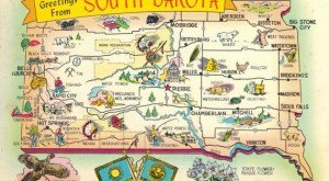 9 Maps Of South Dakota That Are Just Too Perfect (And Hilarious)