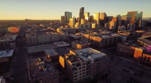 This Bird's Eye View Of Denver Will Take Your Breath Away