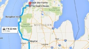 This Epic 3-Day Restaurant Road Trip In Michigan Will Make Your Mouth Explode