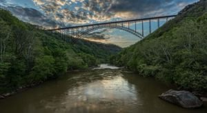 Everyone Should Cross These 10 Amazing Bridges In West Virginia