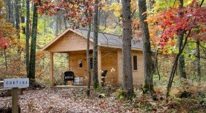 These 7 Luxury 'Glampgrounds' In Maryland Will Give You An Unforgettable Experience