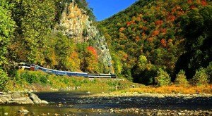 4 Epic Train Rides In West Virginia That Will Give You An Unforgettable Experience