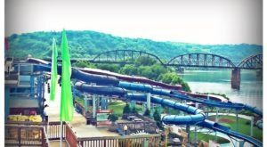 These 6 Waterparks Around Pittsburgh Are Pure Bliss For Anyone Who Goes There