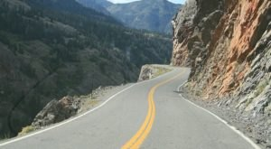 One Of The Most Dangerous Roads In The World Is Right Here In Colorado
