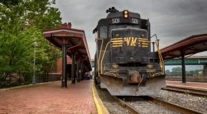 This Epic Train Ride In Maryland Will Give You An Unforgettable Experience