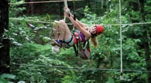 This Treetop Adventure In Alabama Will Make Your Stomach Drop