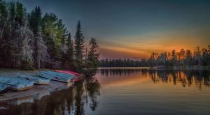 There's Something Magical About These 14 Minnesota Lakes In The Summer
