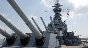 The Story Of This Haunted Alabama Ship Will Send Shivers Down Your Spine