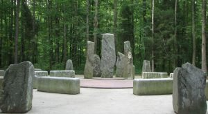 There's A Little Known Sculpture Garden In Maryland… And It's Truly Unique