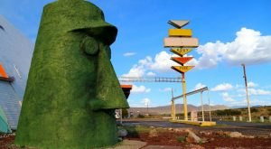 You Must Visit These 13 Bizarre Route 66 Attractions In Arizona