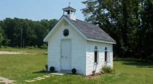 There's No Chapel In The World Like This One In Ohio