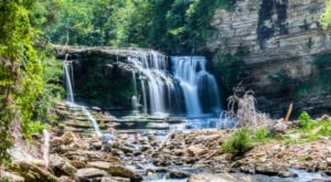 This Epic Swimming Hole Near Nashville That Will Make Your Summer Epic