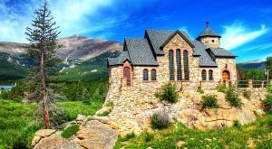 There's No Chapel In The World Like This One In Colorado