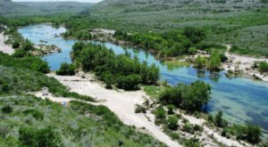 This Hidden River Just Might Be The Most Beautiful Place In Texas