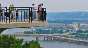 9 Exhilarating Views In Pennsylvania That Are NOT For Those Afraid Of Heights