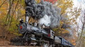 This Epic Railroad In Delaware Will Give You An Unforgettable Experience