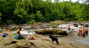 If You Didn't Know About These 10 Swimming Holes In Georgia, They're A Must-Visit