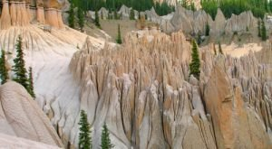 There's A Little Known Unique Geologic Area In Colorado… And It's Truly Spectacular