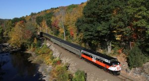 10 Epic Train Rides In Connecticut That Will Give You An Unforgettable Experience