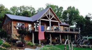 You'll Never Forget Your Stay In These One Of A Kind Alabama Cabins
