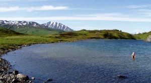 If You Didn't Know About These 10 Swimming Holes In Alaska, They're A Must Visit