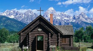 The Chapel Of The Transfiguration Is A Must-See In Wyoming