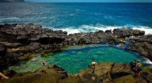 If You Didn't Know About These 12 Swimming Holes In Hawaii, They're A Must Visit