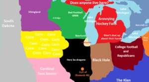 13 Maps Of Iowa That Are Just Too Perfect (And Hilarious)