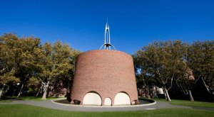 There's No Chapel In The World Like This One In Massachusetts