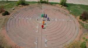 Not Many People Know That A Labyrinth Is Hiding In Nebraska