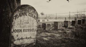 These Disturbing Cemeteries Around Nashville Will Give You Goosebumps