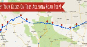 Where This Awesome Arizona Weekend Road Trip Will Take You Is Unforgettable