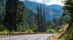 These 12 Beautiful Byways In Washington Are Perfect For A Scenic Drive