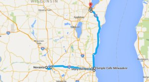 This Epic 3-Day Restaurant Road Trip In Wisconsin Will Make Your Mouth Explode