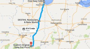 This Epic 3-Day Restaurant Road Trip In Illinois Will Make Your Mouth Explode