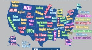 7 Maps Of Southern California That Are Just Too Perfect (And Hilarious)